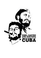 .:che guevara and fidel:. by SAMPLE2
