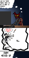 y u so hard to color?? by reddog-f6