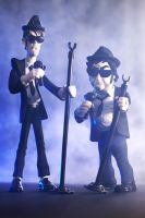 BLUES BROTHERS by chrusel