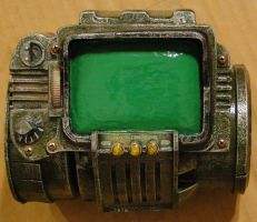 Pipboy 3000 build 015 -Final by Hypercats