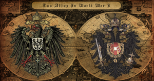 German Empire Limited Edition by saracennegative