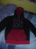 Fall Out Boy hoodie front by AsherDemonSlayer