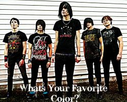 Whats Your Favorite Color? by UndeadJEM