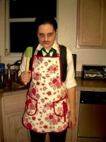 Andrew Ryan just LOVES to cook by BlitzkriegEXSTACY
