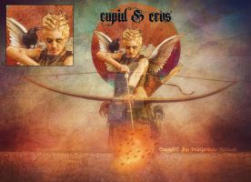 Cupid  Eros by JenaDellaGrottaglia