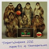Timberwookiees 2012 by donot182