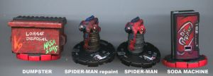 heroclix by RaptorGase