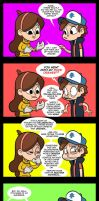 Gravity Falls: It Socks To Be Dipper by Neodusk