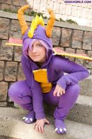Skylander of Magic by Kudrel-Cosplay
