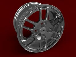 Lancer OZ Racing Rims by AndyBuck