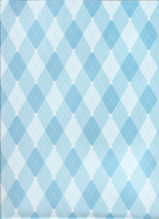blue argyle by TonomuraBix