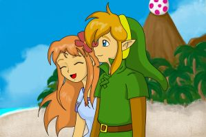 Marin y Link by Libezz
