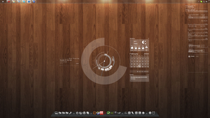 Desktop - Parquet by wizardino