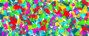 Splatters with Colors! by jovco111