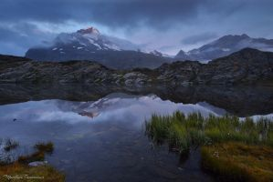 Dawn Reflection by matthieu-parmentier
