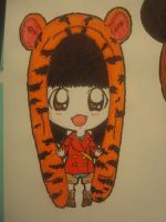Tigger Zukki by kawaii-beam