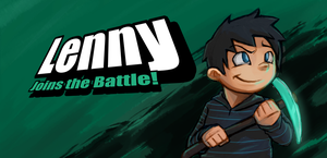 Lenny Joins the Battle! by wtfisalinh