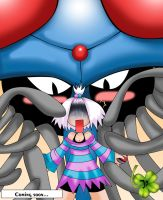 How to train your Giant Tentacruel by Lucky-JJ
