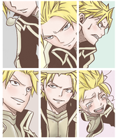 Sting Eucliffe through ch322 by AnnaHiwatari