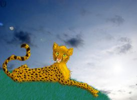 ::Cheeta:: by BrownWolF-Ann