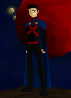 Mars-son Manhunter by Maygirl96