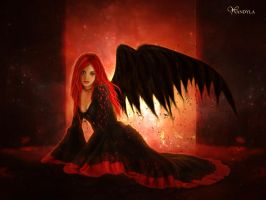 Angel Of The Underground by Vandyla