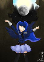The Night shall last Forever! by Ferchase