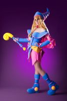 Dark Magician Girl by DarkRinoa87