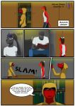 Novus Orbis Chapter 9 Page 1 by Salamander-Flame