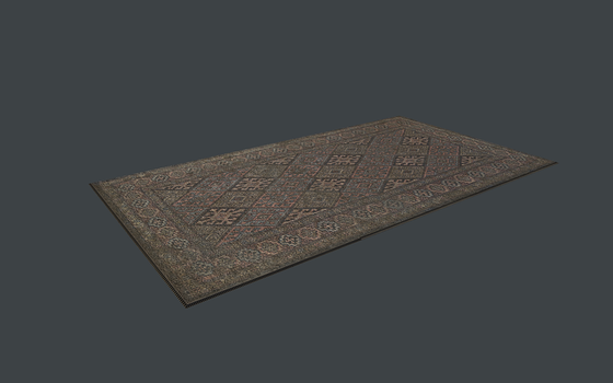 Rug Textured by dudealan2001