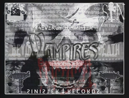 Vampires Cover by SeverusSin