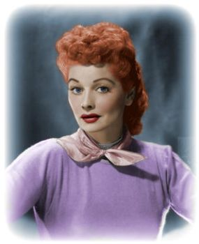 Lucille Ball 21 by ajax1946