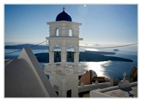 Santorini-Oia by divagation