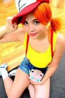 Pokemon- Misty by LawlipopChan