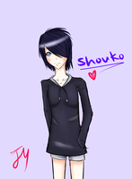Fanart - Shouko by Chii-akii