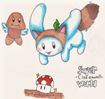 Super Cinnamoroll World by MimicTanooki