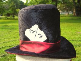 The hatter's hat 4 by goicesong1