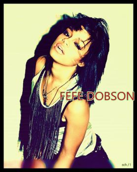 FEFE DOBSON edit by exclaimationmark