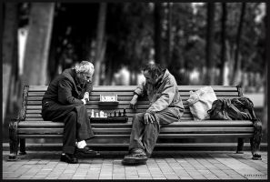 Only Chess by daglaroglu