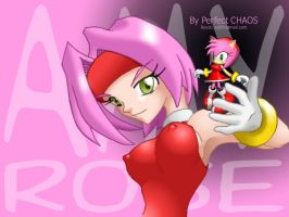 Old Works 9: Human Amy again by pchaos720