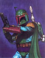 BOBA FETT by napocomics