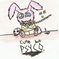 Cute but PSYCO by sweetietweety111
