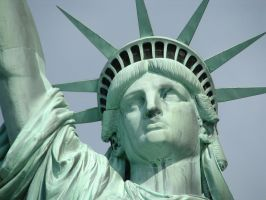 Lady Liberty by lenalu06