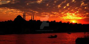 Istanbul by enselb