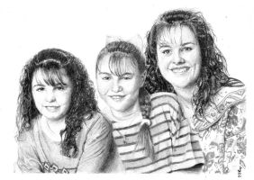COMMISSION - Byker Belles by Power-and-Chaos