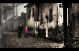 Don't Want to Go Home by PortraitOfaLife