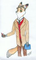 Yorke pet detective by beutelwolf