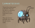 Lumanteesus by griffsnuff