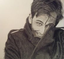 David Tennant by GokkiVanGogh
