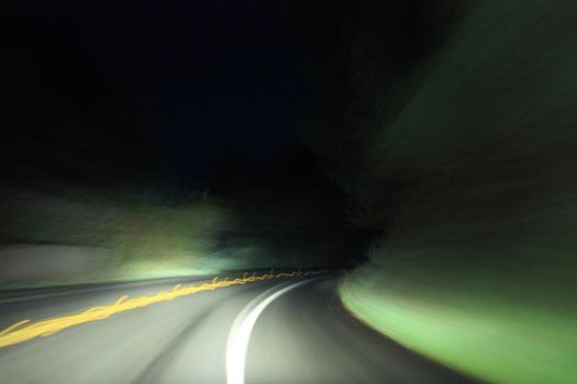 Night Driving 1 by James-Bong